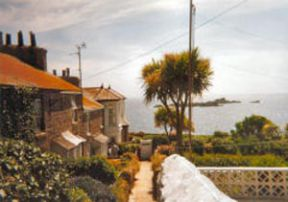 3 Carn Todden Terrace, Mousehole, Cornwall