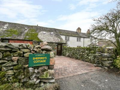 Shepherd's Cottage, Seathwaite, Cumbria