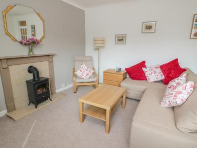 The Wynd Apartment, Amble, Northumberland