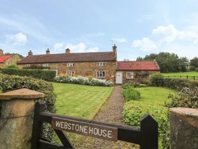 Webstone House, Osmotherley