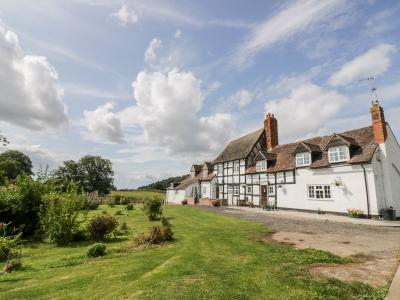 The Farmhouse, Ledbury, Herefordshire