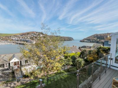 Estuary View (House & Annexe), Dartmouth, Devon