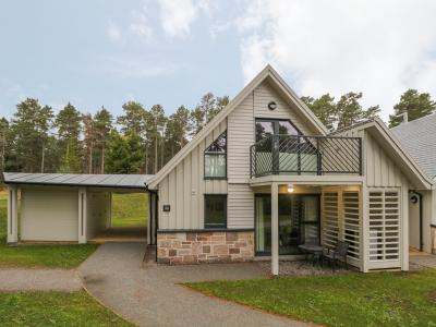 Otter Lodge, Aviemore