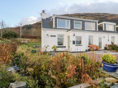 Sea Otter Cottage, Ballachulish