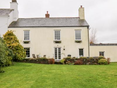 The Old Manor House, Lifton, Devon
