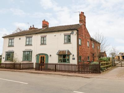 Bellamour End Cottage, Rugeley