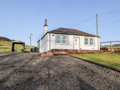 Glebe Cottage, Lochmaben, Dumfries and Galloway