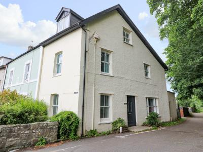 1 Harp Terrace, Brecon