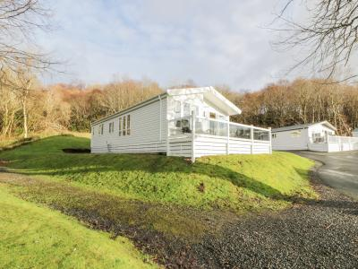 Serenity Lodge, Wemyss Bay