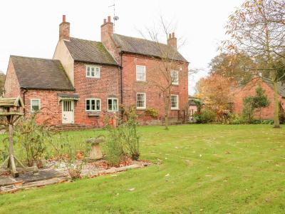 Mill Farm - The Farmhouse, Repton