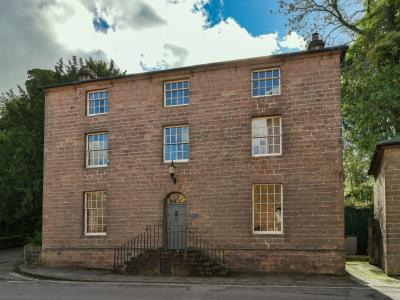 The Mill Managers House, Cromford