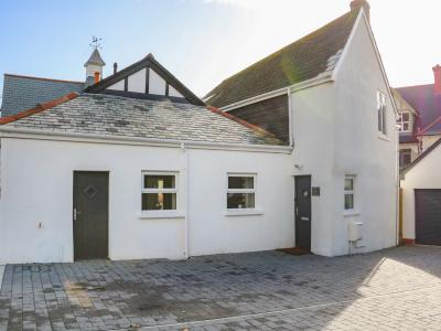 The Old Coach House, Braunton, Devon