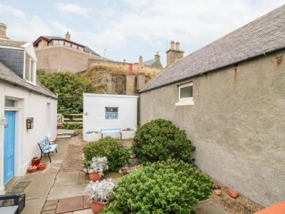 'Why Not' Cottage, Macduff