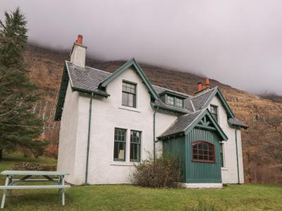 Glen Cottage, Torridon, Highlands and Islands