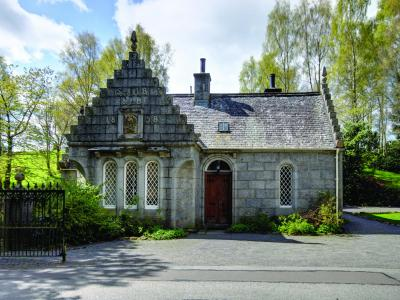 East Lodge, Banchory, Grampian
