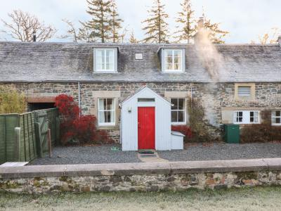 Coachman's Cottage, Peebles