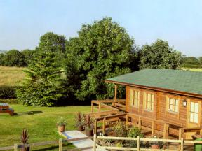 Thornlea Log Cabin, Danby, Yorkshire