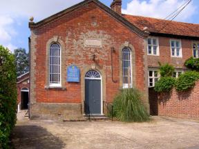 The Methodist Chapel , Whiteparish