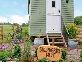 Shepherd's Hut, Leighton
