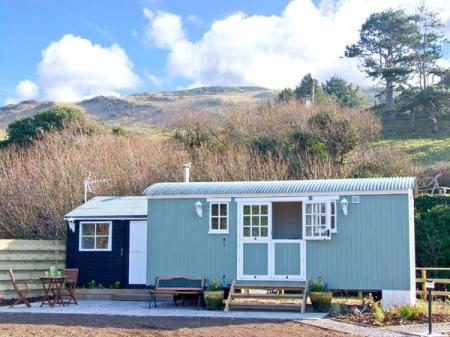 The Shepherd's Hut, Aberdovey