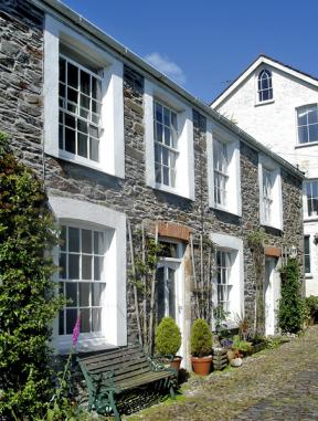 cornwall self catering cottage 4 elm terrace mevagissey