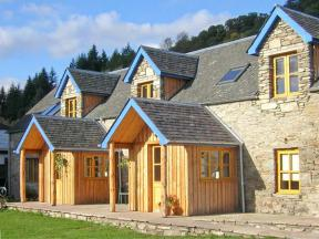 Larch Cottage, Aberfeldy, Tayside