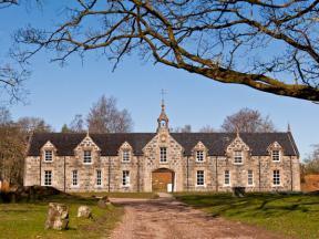 Scottish Highlands Self Catering Cottage Merlin Fort