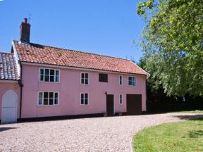 St Michael's Cottage, St Michael South Elmham