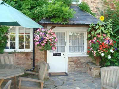 Wisteria Cottage, Dunster, Somerset