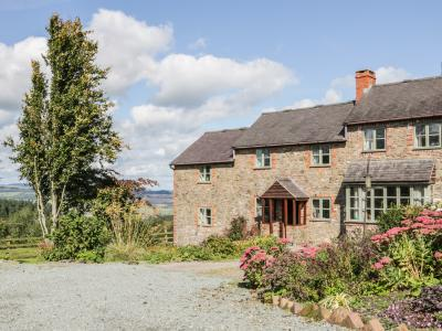 Curlew Cottage, Minsterley