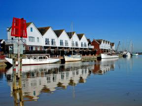16 The Boathouse, Rye