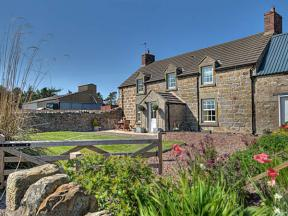 The Old Farmhouse, Lowick, Northumberland