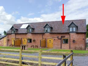 Betty's Barn, Eaton-under-Heywood, Shropshire