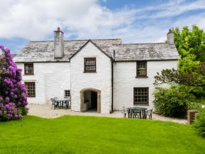 Westroose Farm House, Camelford, Cornwall