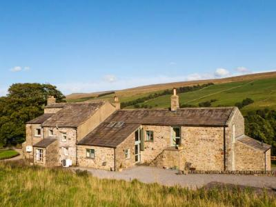 Deerclose West Farmhouse, Horsehouse, Yorkshire