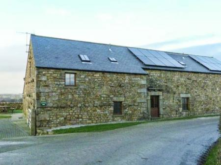 Ingleborough Barn, High Bentham
