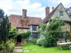 Tudor Wing, Chiddingstone