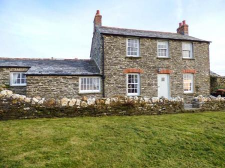Home Farm Cottage, Boscastle, Cornwall