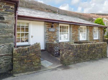 Olde Carpenters Cottage, Boscastle, Cornwall
