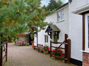 The Little White Cottage, Ruthin, Clwyd