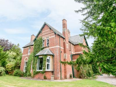 The Old Vicarage, Peterchurch, Herefordshire