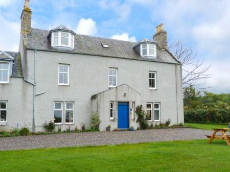 The West Wing, Grantown-on-Spey, Highlands and Islands