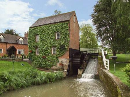 Grafton Mill, Worcester