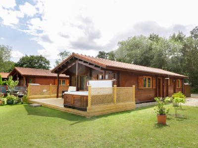 Bittern Lodge, Tattershall Lakes Country Park, Lincolnshire