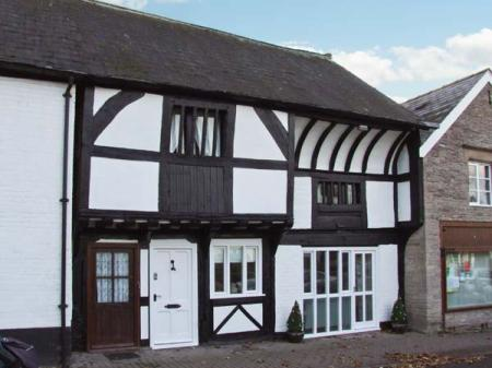 The Queen's Truss, Weobley, Herefordshire