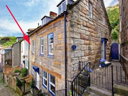 Grimes Cottage, Staithes, Yorkshire