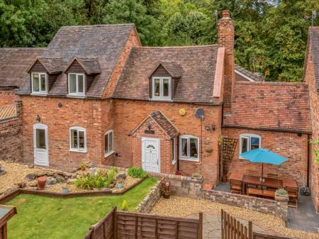 Brook Cottage, Coalbrookdale