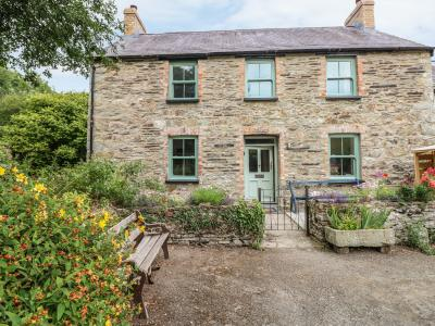 Coed Cadw Cottage, Nevern