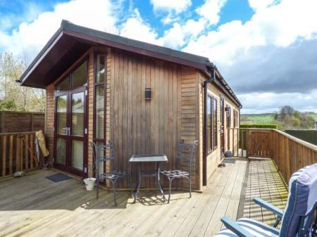 Little Gem Lodge, St Boswells, Borders