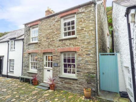 Cobble Cottage, Boscastle, Cornwall